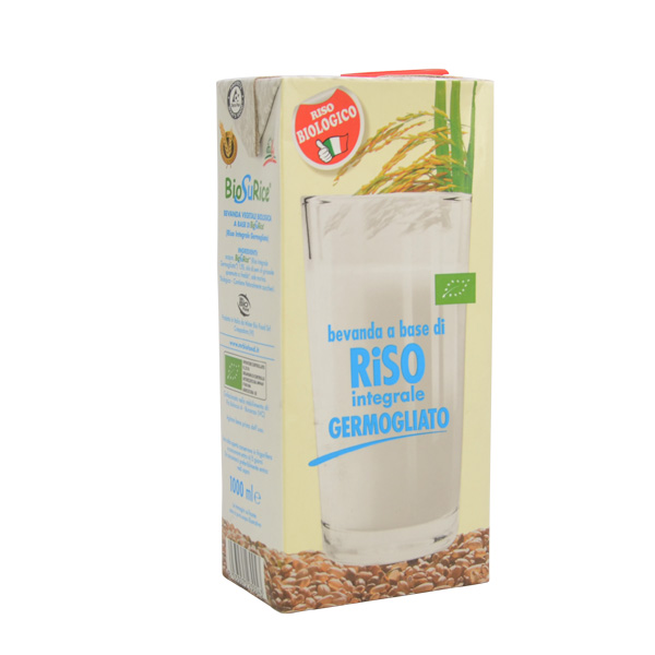 有機発芽玄米ギャバライスミルク