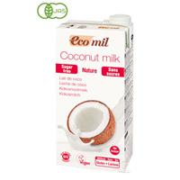 有機ココナッツミルク(無糖)