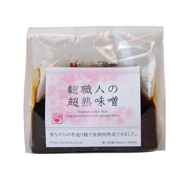麹職人の超熟味噌