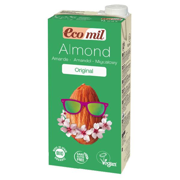 有機アーモンドミルク(アガベシロップ入)