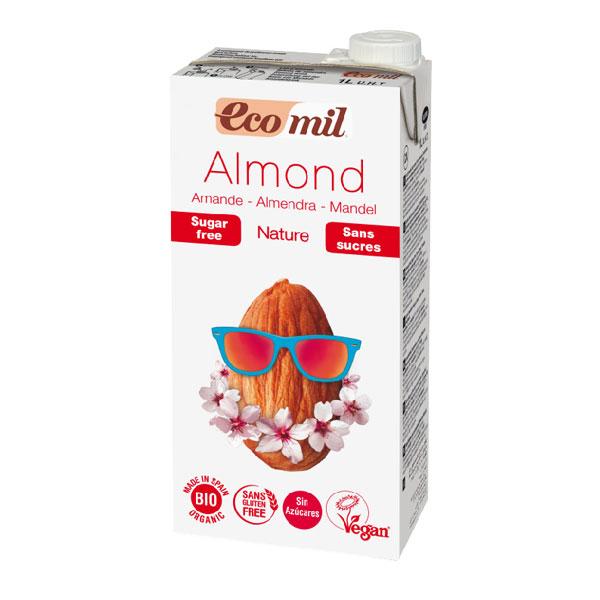アーモンドミルク(無糖)