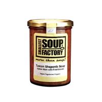 トスカーナに住む羊飼いお兄さんの(アクアコッタ)スープ
