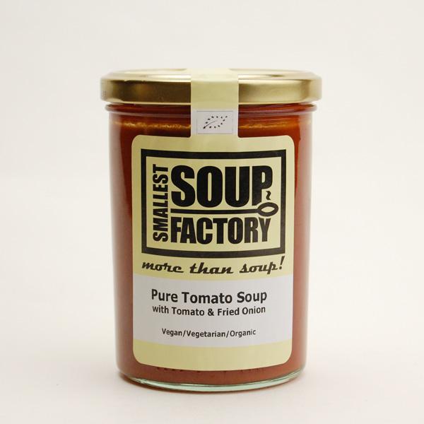 思いっきりピュアでフルーティーな とまらないトマトスープ