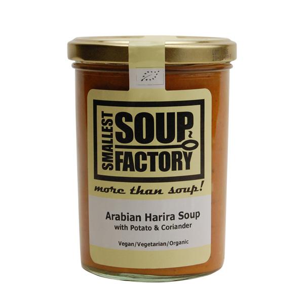 アラブの王女様もこのコクには夢中 ハリラ風コクと香りのスープ